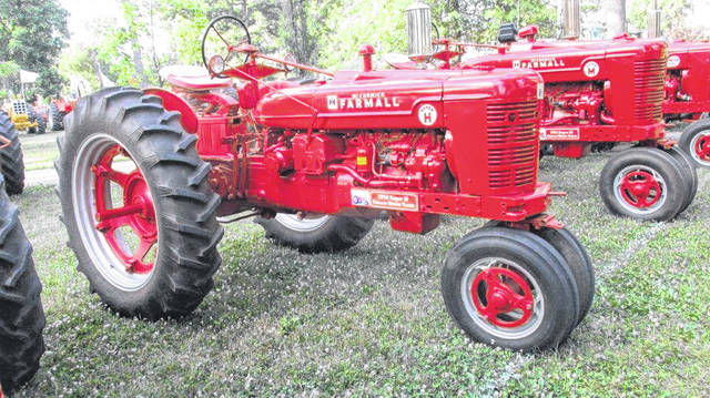 Greenville Farm Power of the Past will have its 22nd Annual Reunion at the Darke County Fairgrounds from July 8 t0 11.