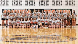 Record numbers attend Lady Trojans camp