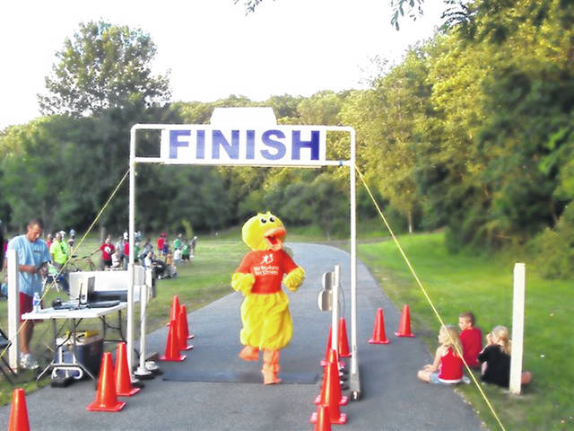 The 15th Annual Duck Derby & Duck-N-Run 5K is coming up on Thursday, June 17, at Tawawa Park in Sidney.