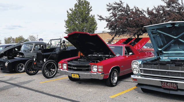 The 39th Annual Father's Day Rolling 50s Car Show & Swap Meet is happening this Sunday, June 20, at the Darke County Fairgrounds in Greenville.