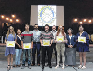 Greenville Rotary 'Gives Back' to community