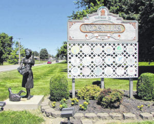 Versailles Council discusses street projects, parks grant, ARPA