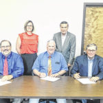 Commissioners sign Make Music Darke County proclamation