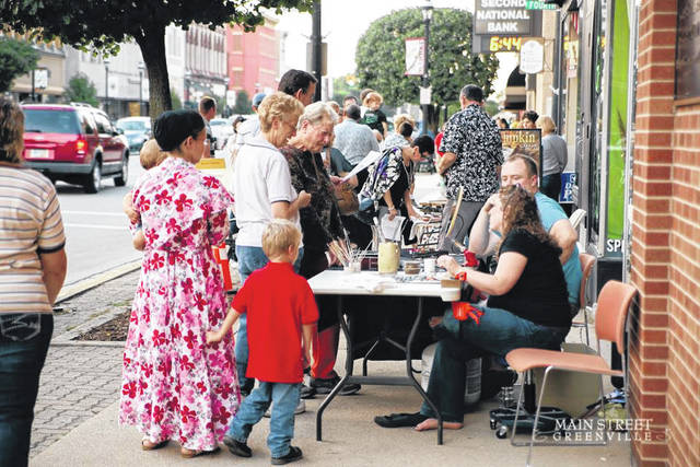 Main Street Greenville is currently accepting vendor/artisan applications for the Artisan Stroll First Friday, which takes place Friday, Aug. 6 from 6 to 9 p.m.