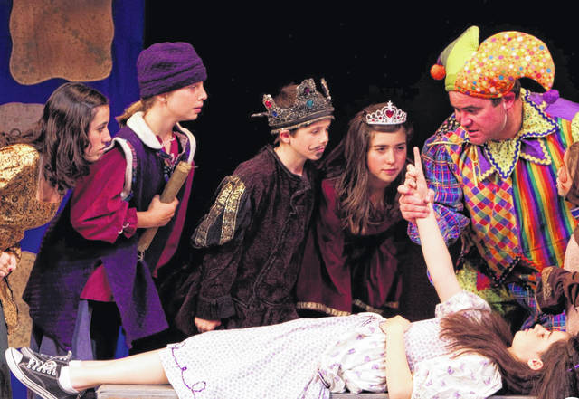 The Missoula Children's Theatre will perform at Henry St. Clair Memorial Hall, offering local youth the opportunity to participate in a full-scale musical theatre production at no cost to participants. To register, call DCCA at 937-547-0908 or email: info@DarkeCountyArts.org.