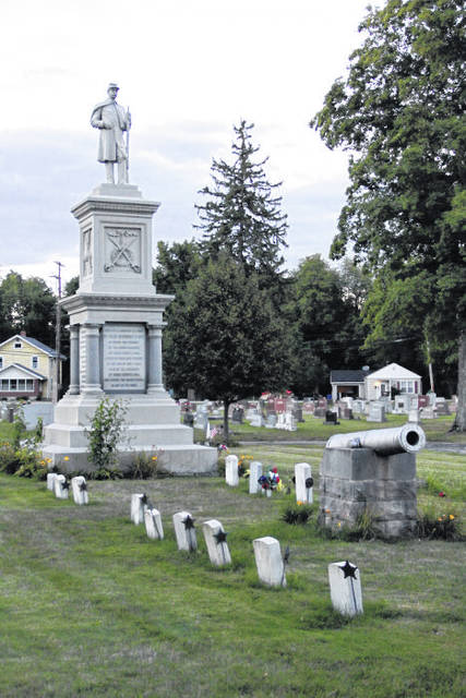 Fort GreeneVille Chapter Daughters of the American Revolution will be hosting Veteran Walking Tours Thursday, July 15 and Thursday, July 22 at the Greenville Union Cemetery. Both Veterans Walking Tours are free to the public, with donations being accepted for the cemetery's tree revitalization project.