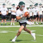 Greenville shows well in 7-on-7 scrimmage