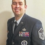 Air Force recruiter assigned to Huber
