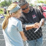 Fernandez serves on Games Committee at state track meet