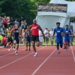 Landers, Doss and 4×100 relay place at state track meet