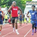 4×100 relay takes fourth at state