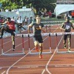 Wayne places in three events at state