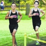 Wamsley and Miller place 1-2 at Fairborn