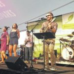 Enjoy events at RiverScape in July