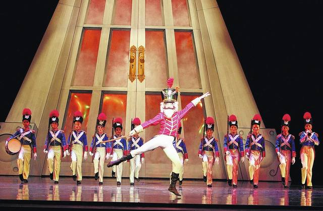 The Dayton Ballet will be holding audtions for children aged 6-12 for the 2017 production of the Nutcracker.
