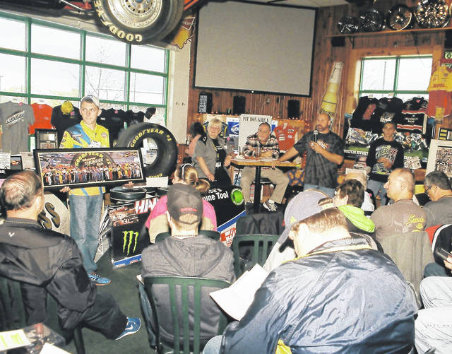A live auction is part of the SICSA Red Dog RACERS Charity Aution and Cruise-in. The event will move to TJ Chumps in Huber Heights this year.