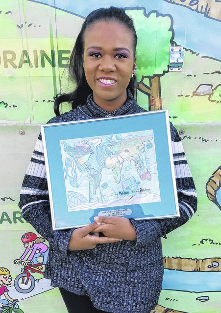 Wayne students Lauren Todd and Amaya Jones had their artwork selected to be published in the Montgomery County Environmental Calendar contest. Students from all over Montgomery County submitted work and these two ladies had their drawings chosen for the 2018 Calendar, which was sponsored by the Montgomery County Board of County Commissioners.