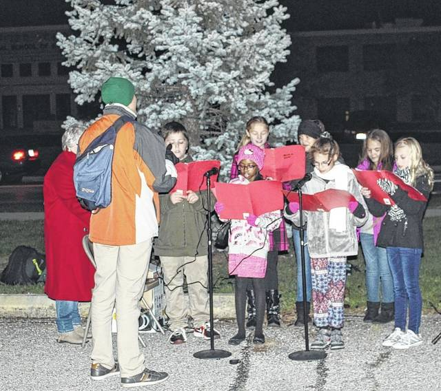 The 14th annual Community Christmas Tree Lighting will be held at the Huber Centre on Monday, Nov. 27.