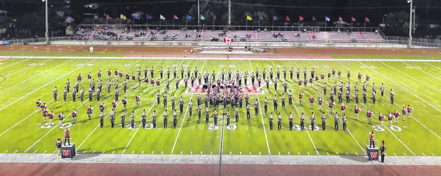 On Saturday, November 11 at 2 p.m., the Wayne High School Marching Band and Warriorettes will be performing their 2017 Sounds of Stadium Concert