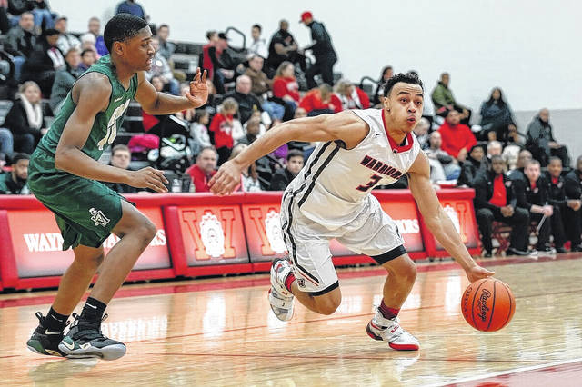<strong>Wayne senior Darius Quisenberry, who averaged 18.5 points per game, was named to the Division I First Team All-Ohio boys basketball team by vote of the Ohio Prep Sportswriters Association.</strong>