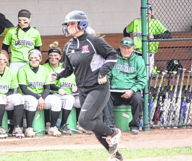 <strong>Breanna Musick hit her second home run of the season Saturday to help lead Wayne to a 6-5 victory over Greenville.</strong>