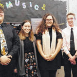 Wayne students perform in Sinclair Youth Wind Symphony