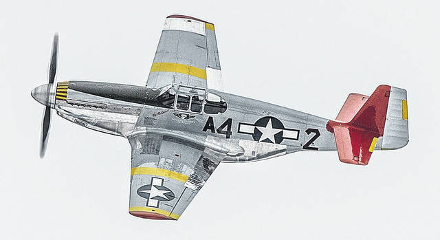 The Tuskegee Airmen P-51 Mustang Red Red Tail along with its Rise Above theater has been added to the lineup for the 2018 Vectren Dayton Air Show presented by Kroger.