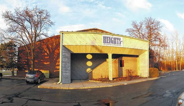 Huber Heights City Council Member Richard Shaw announced that the site of the former Heights Racquetball Club will be converted into an indoor sports complex after during Monday's council meeting.