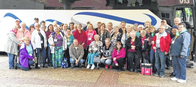 The Huber Heights Senior Center offered a ten day trip to San Antonio, Texas in April.