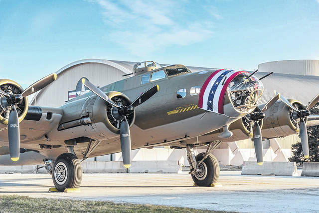 The B-17F Memphis Belle, which has not been on public display since 2002, and surrounding exhibit, along with a new strategic bombardment exhibit, will open to the public on May 17 following a ribbon cutting ceremony that will begin at approximately 9:15-9:30 a.m.