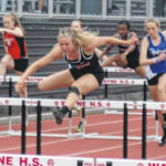 Wayne track teams place 2nd at district