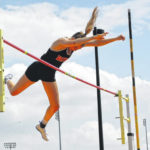 Robertson places 2nd in long jump at state