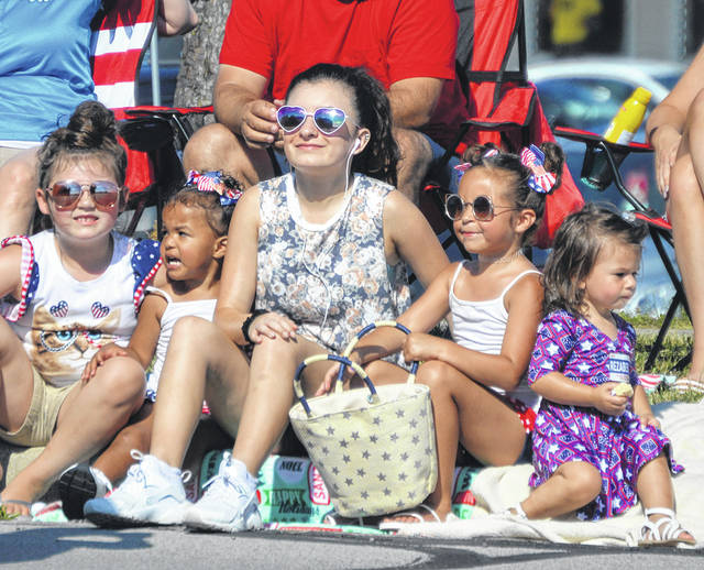 The City of Huber Heights celebrated Independence Day on Saturday, June 30 with its annual parade down Brandt Pike and Star Spangled Celebration in Thomas Cloud Park. See more photos in this issue and on our Facebook page.