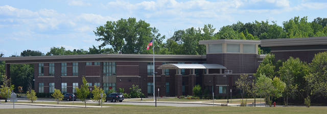 Weisenborn Junior High has been named as one of the top Dayton-area LEED certified projects according to the <em>Dayton Business Journal.</em>