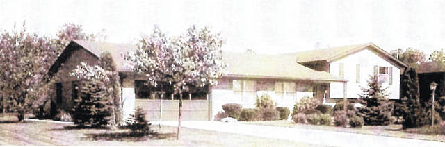 This parsonage served Sulphur Grove Church on Brandt Vista Avenue in 1981.