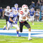 Warriors suffer loss to Miamisburg