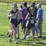 Houk wins Friendship XC Invitational
