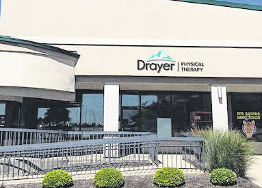 Drayer Physical Therapy Institute has opened an outpatient clinic in Huber Heights at 7819 Waynetown Blvd.