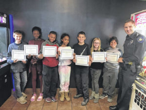 October Safety Patrol of the Month