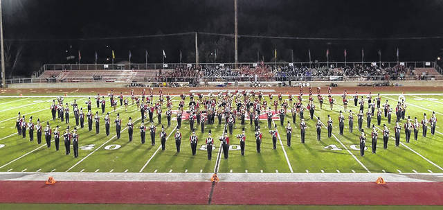 The Wayne High School Marching Band and Warriorettes will be performing their 2018 Sounds of the Stadium Concert on Saturday, November 10 at 2 p.m. in the Wayne High School Performig Arts Center.