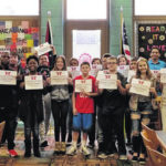 Weisenborn Students of the Month – December