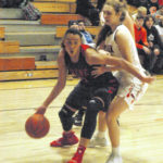 Lady Warriors lose at buzzer to 'Creek