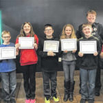 December Safety Patrollers of the Month