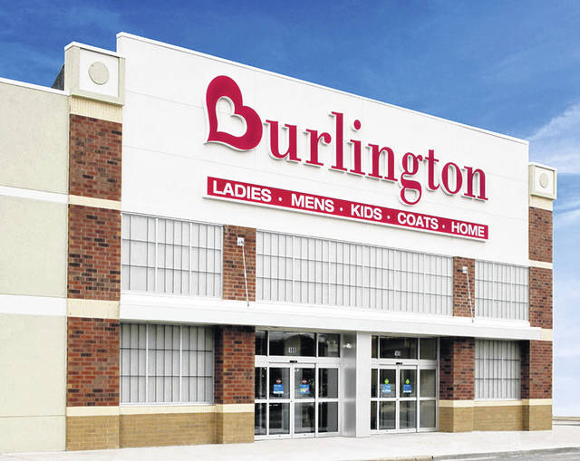 Burlington Stores has announced it will open a store at North Heights Plaza, 5545 Executive Boulevard, in Huber Heights.