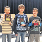 Students qualify for District Spelling Bee