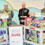 Christmas comes to Children's Medical Center