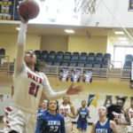 Lady Warriors rout Xenia in sectional opener