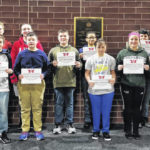 Weisenborn Students of the Month