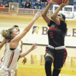 Lady Warriors stampede past West Carrollton