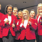 MVCTC Dental students win competition